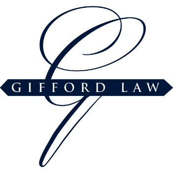 Robert Don Gifford, Attorney-at-Law Logo