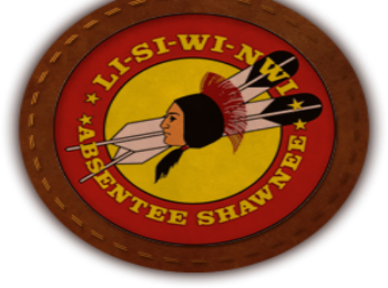 Absentee - Shawnee Tribe of Indians Logo
