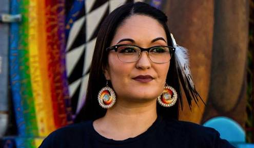 Ojibwe/Cree Author Kimber Acosta releases new book: Break Through