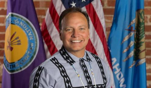 Choctaw Nation Judicial Center opening a historical event