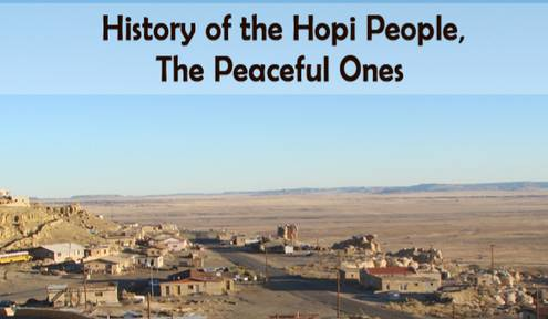 History of the Hopi People