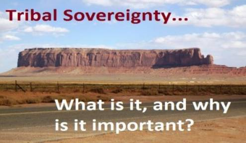 Tribal Sovereignty as a Pathway to Thriving Economies