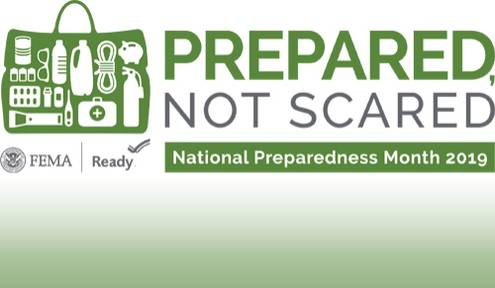 NATIONAL PREPAREDNESS MONTH IN INDIAN COUNTRY