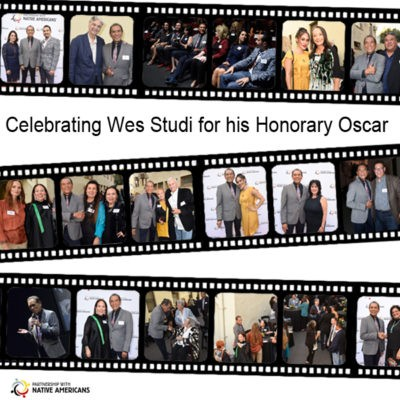 PWNA CELEBRATES HERITAGE MONTH AND HOSTS RECEPTION TO COMMEMORATE PARTNER WES STUDI