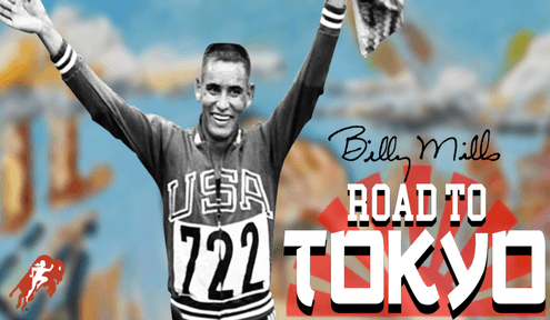 Road to Tokyo: Training with Coach Thompson