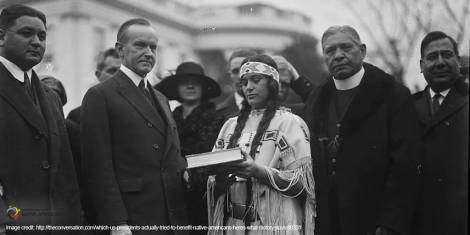 PRESIDENT'S DAY: SUPPORTING NATIVE AMERICAN COMMUNITIES THROUGH ACTION