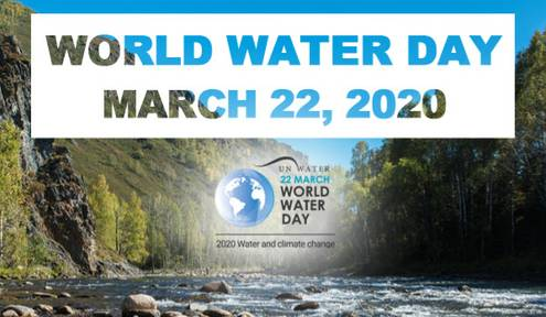 World Water Day: Conserving...