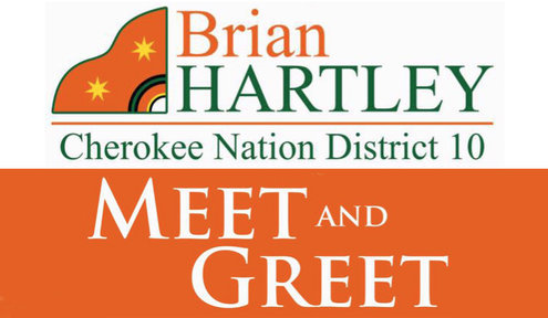 Cummings Hosts Meet and Greet Event for Brian Hartley