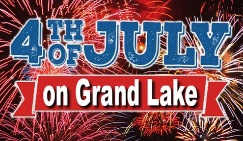 Grand Lake Area Celebrates Fourth of July with Fireworks and Fun