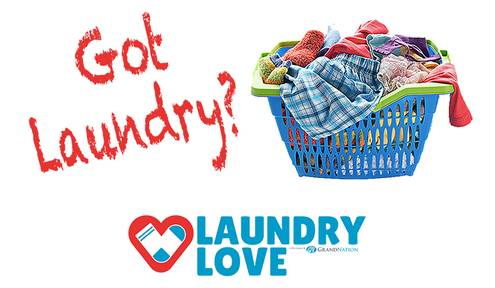 Grand Nation Hosting Laundry Love Event in Vinita Monday, Dec 11th and 18th