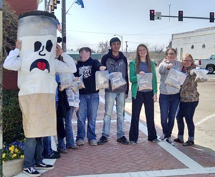 Oklahoma Youth Encouraged to Stand Up to Big Tobacco on Kick Butts Day March 21