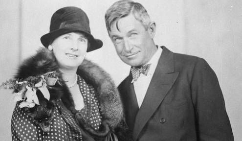 The Indian Womens Pocahontas Club To Host Annual Tribute to Will Rogers