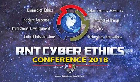 Registration Under Way for RNT Cyber Ethics Conference 2018