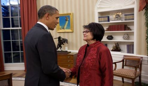 Blackfeet Community College to Honor Elouise Cobell in Naming of New Building
