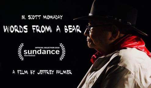 """Words from a Bear"" Film about N. Scott Momaday to Premiere at Sundance Festival"