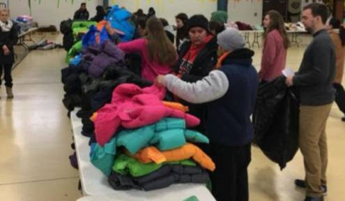 CRYP Will Host Annual Winter Coat Distribution for Family Services Members
