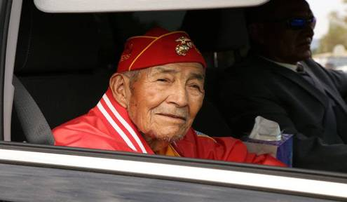 Navajo Nation Mourns Passing of Navajo Code Talker Alfred K. Newman
