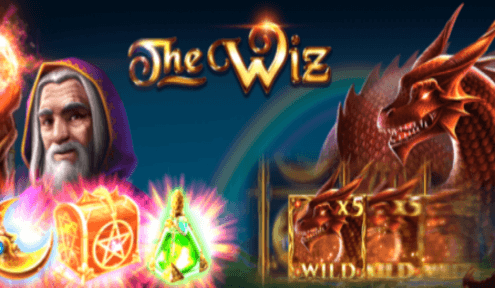 ELK Studios' The Wiz Pops Into Casinos This Week