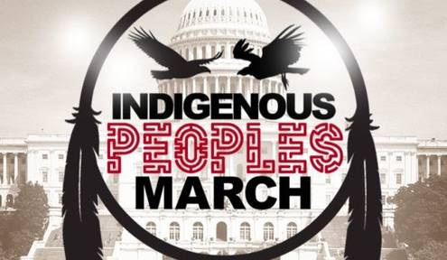Update: Rally for Tomorrow's Indigenous Peoples March Moved to Lincoln Memorial
