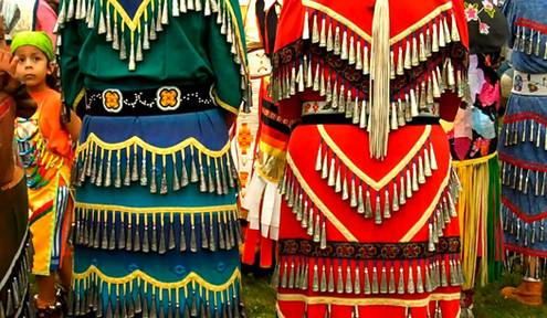 New Exhibit Explores the History of the Ojibwe Jingle Dress