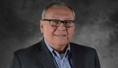 Cherokee Nation Chief of Staff Chuck Hoskin Receives Award for Dedicated Service