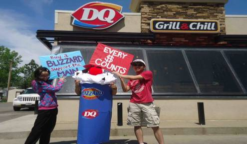 "CRYP & Dairy Queen Host 10th Annual ""Sweet Tooth for Youth"" This Month"