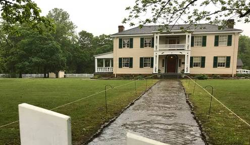 Cherokees helping turn historic plantation into living museum