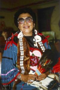 Respected Elder Devotes Life to Preserving Shoshone Language and Culture
