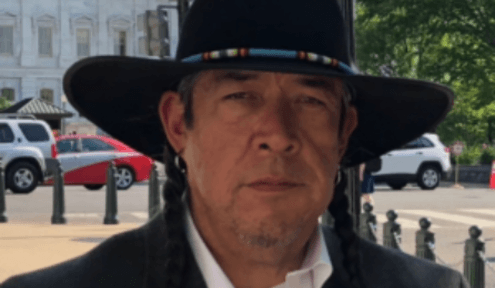 Shaun Chapoose Officially Announces Candidacy for President of the NCAI