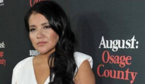 Misty Upham's Father Writes about Missing & Murdered Indigenous Women