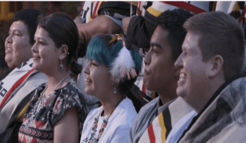 Ten Native Youth Talk About Their Entrepreneurship Dreams