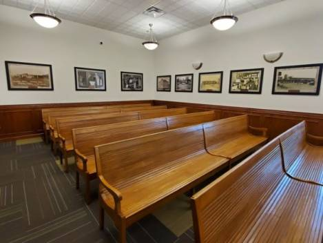 Local Courthouse Displays Art, Preserves Adair County History