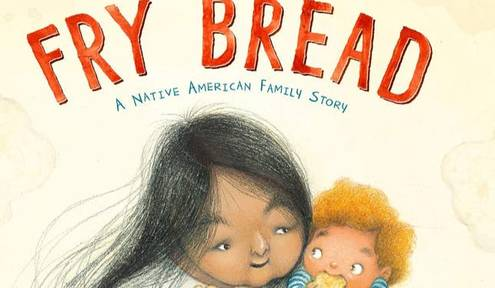 Native children will be seen in 'Fry Bread'