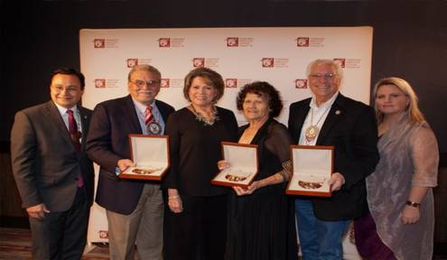 Distinguished Awards Presented at SevenStar Gala