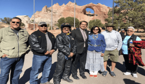 Navajo Nation Pays Tribute to Diné Warriors on Veterans Day