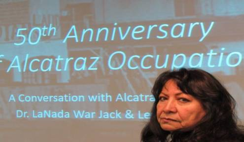50th Year Anniversary of Occupation of Alcatraz: LaNada War Jack Reflects Back