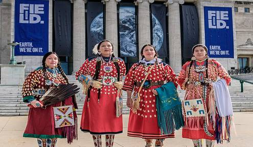 Newest Field Museum exhibition will highlight Native American women and warriors