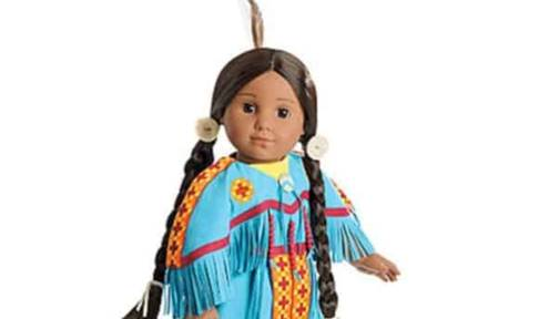 "American Girl Doll ""Kaya"" Captures Authentically Native Culture"