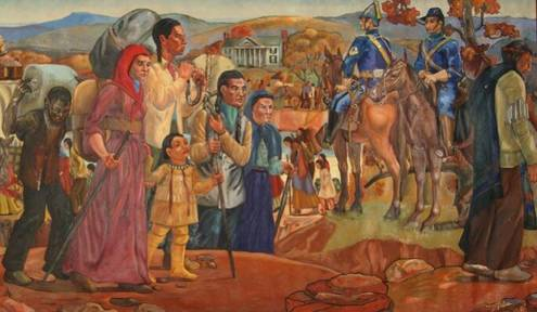 The Cherokee story of preserving an endangered culture