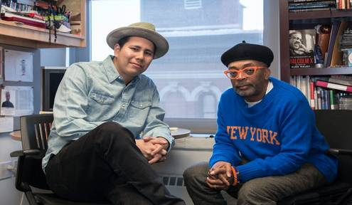 Spike Lee mentors Native filmmaker Kyle Bell
