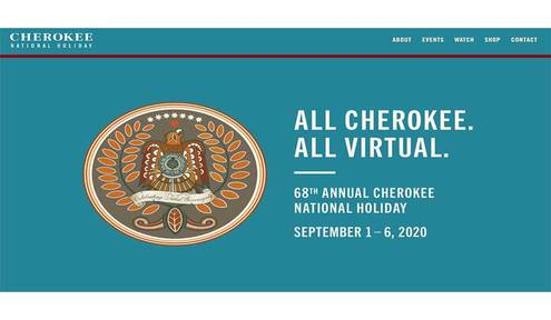 Cherokee Nation launches Cherokee National Holiday website