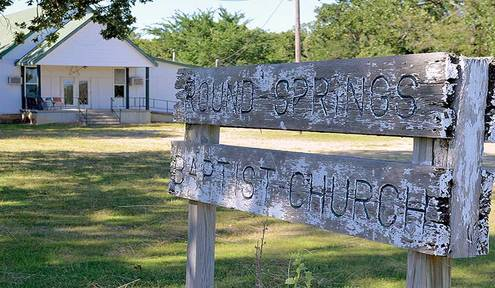 Churches keep Cherokee language alive in sermons, song